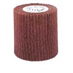 22 Ruote abrasive lamellari superiori in tessuto non tessuto – intercalate – solo abrasivo