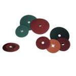 9 Dischi abrasivi flessibili in fibra